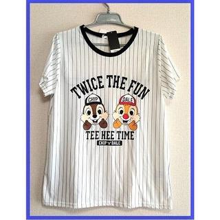 ディズニー(Disney)の【新品☆】チップとデール Tシャツ(カットソー)☆3L(Tシャツ(半袖/袖なし))
