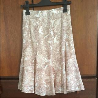 アツロウタヤマ(ATSURO TAYAMA)のとろみ マーメイドスカート(ひざ丈スカート)