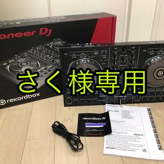 パイオニア(Pioneer)の【さく様専用】Pioneer DJ /DDJ-RB DJコントローラー(PCDJ)