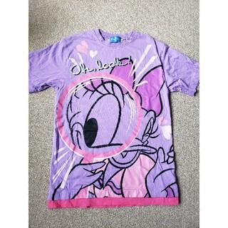 ディズニー(Disney)の♡ディズニーリゾート デイジーLook Tシャツ♡(Tシャツ(半袖/袖なし))