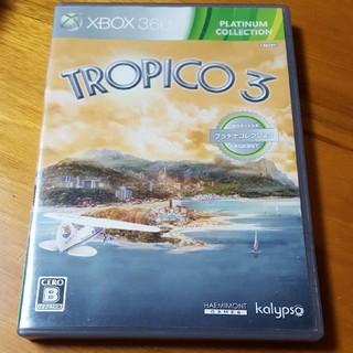エックスボックス360(Xbox360)の中古 説明書なしXBOX360 TROPICO 3(家庭用ゲームソフト)
