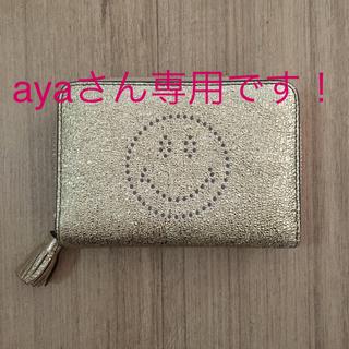 アニヤハインドマーチ(ANYA HINDMARCH)のアニヤハインドマーチ財布  ✨極極美品✨(財布)