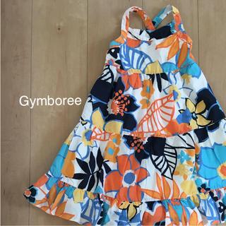 ジンボリー(GYMBOREE)のジンボリー☆4 リゾートワンピース(ワンピース)