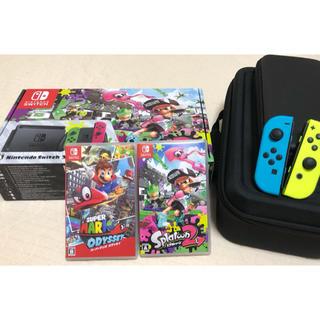 Nintendo Switch - Switch スイッチ スプラトゥーンセット +α