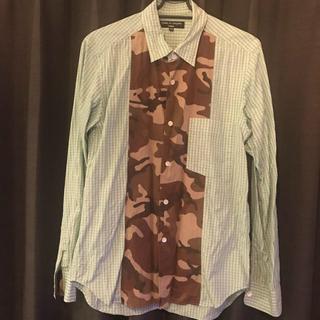 コムデギャルソンオムプリュス(COMME des GARCONS HOMME PLUS)のCOMME de GARCONS HOMEシャツ(シャツ)