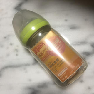 Pigeon - 未使用 母乳実感 哺乳瓶 プラスチック