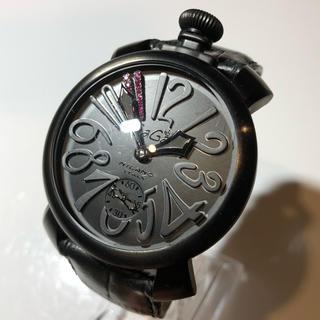 ガガミラノ(GaGa MILANO)のGaGaMILANO LEON限定モデル(腕時計(アナログ))