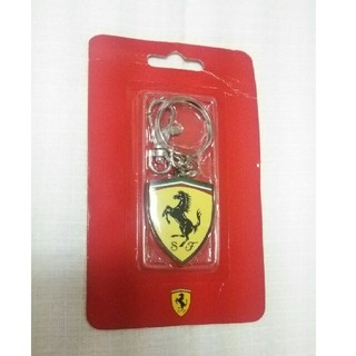 Ferrari - ≪新品 未開封≫フェラーリ純正キーリング