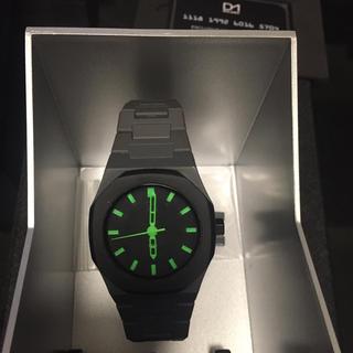 ガガミラノ(GaGa MILANO)のD1 ミラノ 時計 ネオンカラー(腕時計(アナログ))