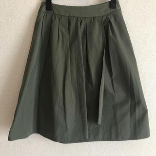 アンレリッシュ(UNRELISH)のフレアスカート(ひざ丈スカート)