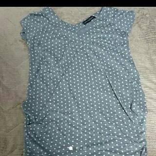 シマムラ(しまむら)のしまむら ドット カットソー Tシャツ(Tシャツ(半袖/袖なし))
