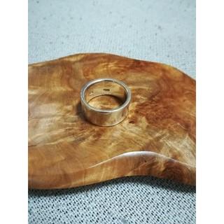純銀リング(リング(指輪))