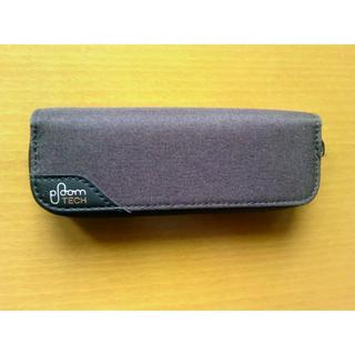 プルームテック(PloomTECH)のプルームテック用キャリーケース 黒 『正規品』(タバコグッズ)