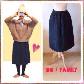 ドゥファミリー(DO!FAMILY)のDO!FAMILYギャザースカート(ロングスカート)