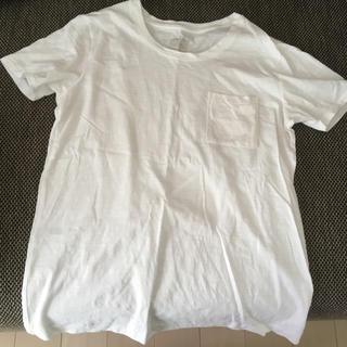 MUJI (無印良品) - 無印 白Tシャツ