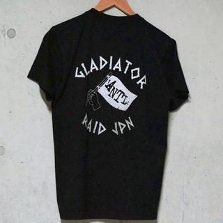 新品 レイドジャパン RAIDJAPAN 新作Tシャツ サイズL(ウエア)