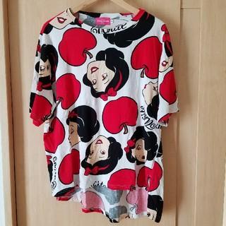 ディズニー(Disney)のディズニー 白雪姫 Tシャツ(Tシャツ(半袖/袖なし))