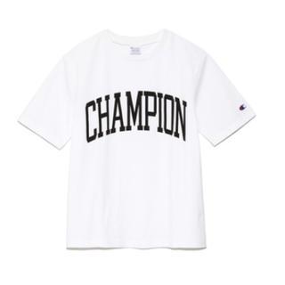 フレイアイディー(FRAY I.D)のCHAMPION Tシャツ(Tシャツ/カットソー(半袖/袖なし))