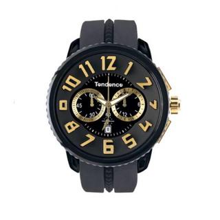 テンデンス(Tendence)のデカ時計の代名詞! テンデンス腕時計 ガリバーラウンド 02046011AA(腕時計(アナログ))