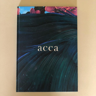 アッカ(acca)のacca  カタログ(ファッション)