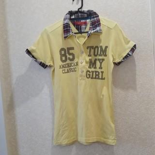 トミーガール(tommy girl)のTOMMY girl ポロシャツ(ポロシャツ)