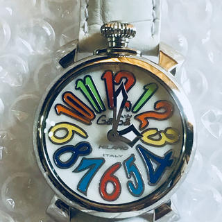 ガガミラノ(GaGa MILANO)のガガミラノ  マヌアーレ40  5020.1 男女共用(腕時計)