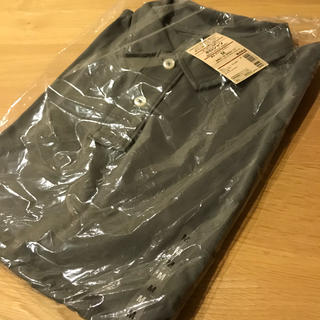MUJI (無印良品) - 無印良品 ポロシャツ サイズM