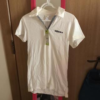 アディダス(adidas)のアディダスネオ♡ポロシャツ(ポロシャツ)