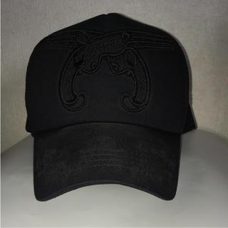 ニーキュウイチニーキュウゴーオム(291295=HOMME)の《291295》メンズ キャップ 黒色(キャップ)