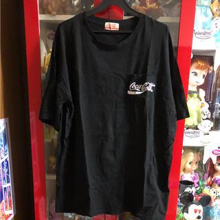シマムラ(しまむら)のコカコーラ ビッグT(Tシャツ(半袖/袖なし))