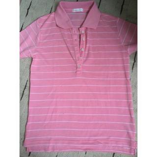 ピンク ポロシャツ(ポロシャツ)