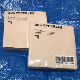 イケア(IKEA)のイケア IKEA 紙ペーパー 新品(テーブル用品)