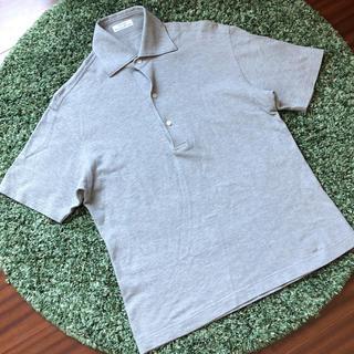オリアン(ORIAN)のオリアンORIAN★ビジネスポロシャツ★グレーS(ポロシャツ)