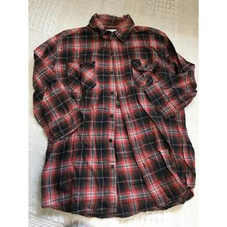 イッカ(ikka)のチェックシャツ 七分袖(シャツ)