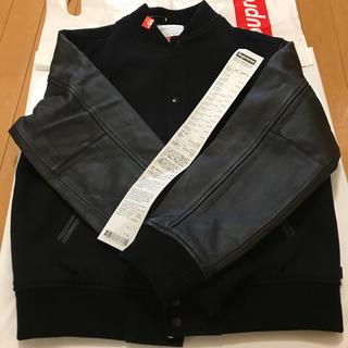 シュプリーム(Supreme)のSupreme Motion Logo Varsity Jacket(レザージャケット)