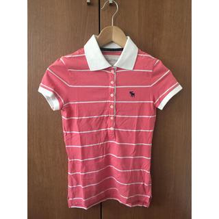アバクロンビーアンドフィッチ(Abercrombie&Fitch)のアバクロ ポロシャツ XS(ポロシャツ)