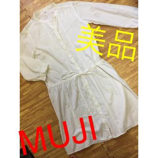 MUJI (無印良品) - MUJI ワンピースS 美品