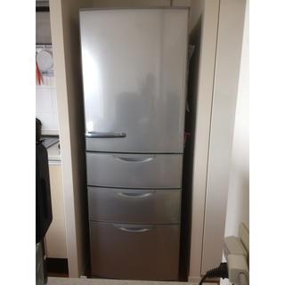 ハイアール(Haier)の〔最終値下げ早い者勝ち〕大型冷蔵庫4ドア アクア AQUA AQR-361D(冷蔵庫)
