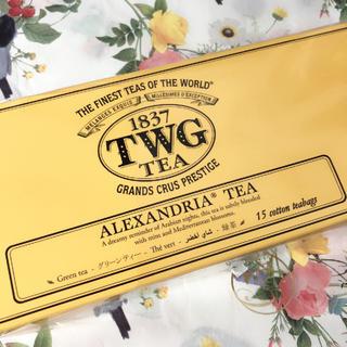 アフタヌーンティー(AfternoonTea)のTWG alexandria tea ♡ 6袋セット♡(茶)