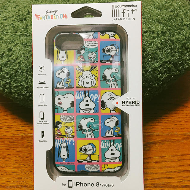 c7194d289a SNOOPY - スヌーピー iPhone8/7/6/6sケースの通販 by mi's shop ...