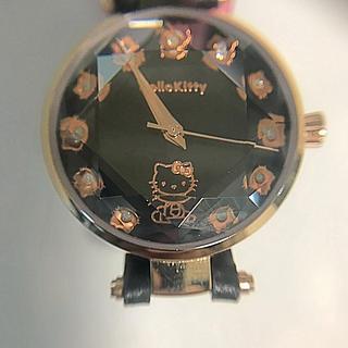 ハローキティ(ハローキティ)のハローキティジュエルウォッチ世界限定3000本(腕時計)