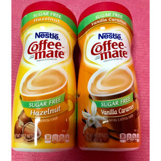Nestle シュガーフリー♡コーヒーメイト2本セット♡