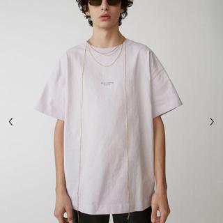 アクネ(ACNE)のacne studios Tシャツ S(Tシャツ/カットソー(半袖/袖なし))