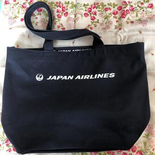 ジャル(ニホンコウクウ)(JAL(日本航空))の☆JAL トートバッグ☆(トートバッグ)