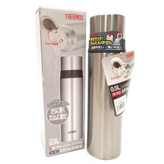 C521 サーモス FFM-500 水筒 魔法瓶構造 ステンレスボトル(食器)