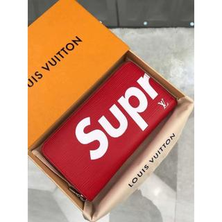 シュプリーム(Supreme)のSUPREME 財布 バムバッグ トート グッチ 人気 かわい(折り財布)