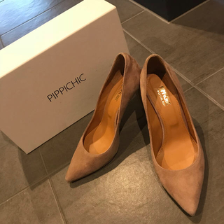 ペリーコ(PELLICO)の美品pippichicピッピシック☆パンプス☆35.5ペリーコ(ハイヒール/パンプス)