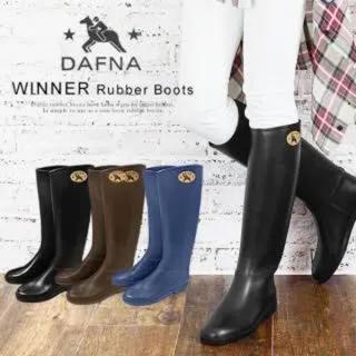 ダフナ(Dafna)のdafnaレインブーツ(レインブーツ/長靴)