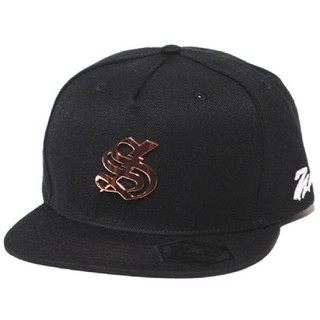 セブンユニオン(7UNION)の7 Thunder Metal Solid Gold Snapback(キャップ)