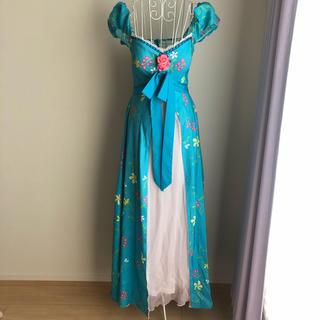 ディズニー(Disney)の🌸ディズニー ジゼル カーテンドレス&フルウィッグ セット🌸(ロングドレス)